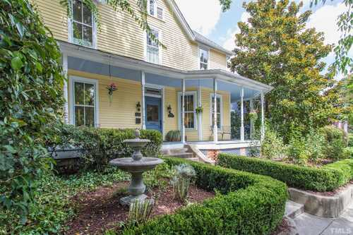 $1,195,000 - 3Br/4Ba -  for Sale in Historic Oakwood, Raleigh