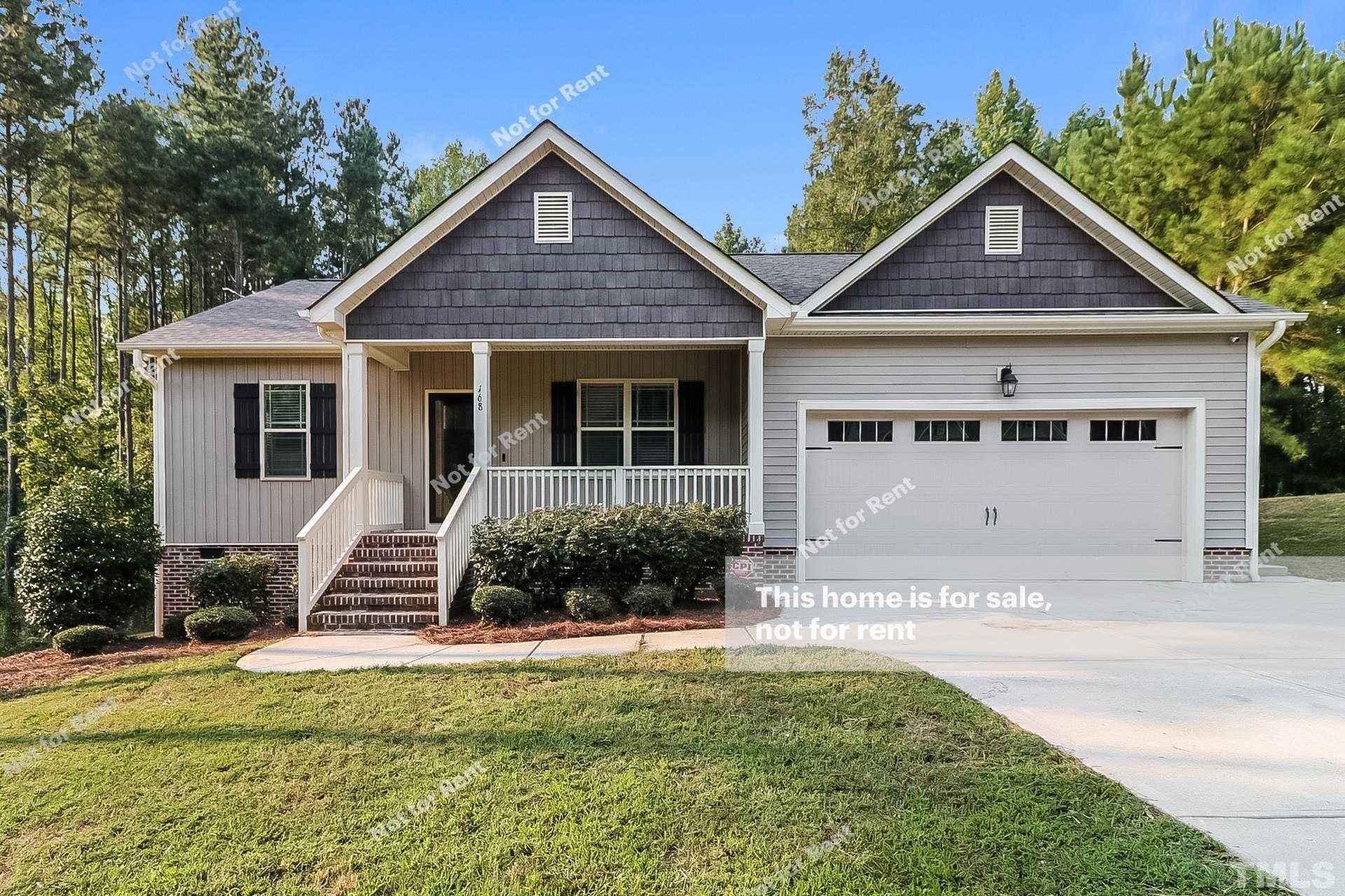 $353,000 - 3Br/2Ba -  for Sale in The Preserve At Cedar Creek, Wendell