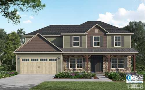 $444,624 - 4Br/3Ba -  for Sale in Olde Liberty, Youngsville