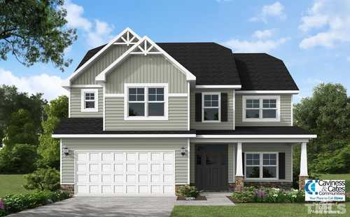 $448,782 - 5Br/4Ba -  for Sale in Olde Liberty, Youngsville