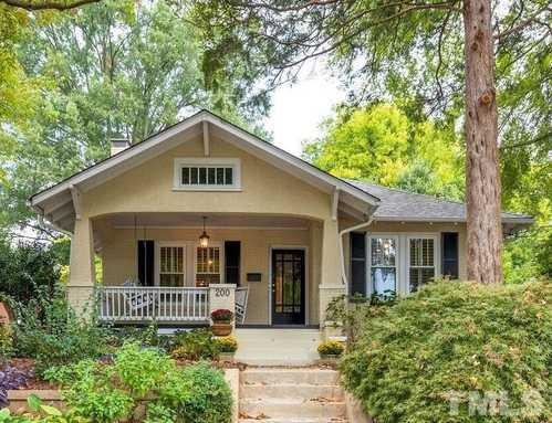 $950,000 - 4Br/3Ba -  for Sale in Roanoke Park, Raleigh