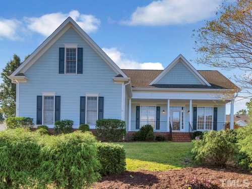 $399,000 - 3Br/2Ba -  for Sale in Village Of Sippihaw, Fuquay Varina