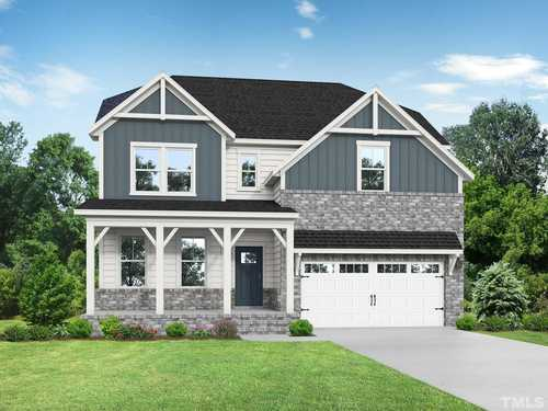 $490,883 - 4Br/4Ba -  for Sale in Glenmere, Knightdale