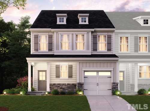 $539,730 - 4Br/4Ba -  for Sale in Thornebury At Town Hall, Morrisville