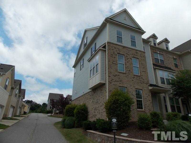 Awesome $2,100   4Br/4Ba   For Sale In Inside Wade Townhomes, Raleigh MLS Logo