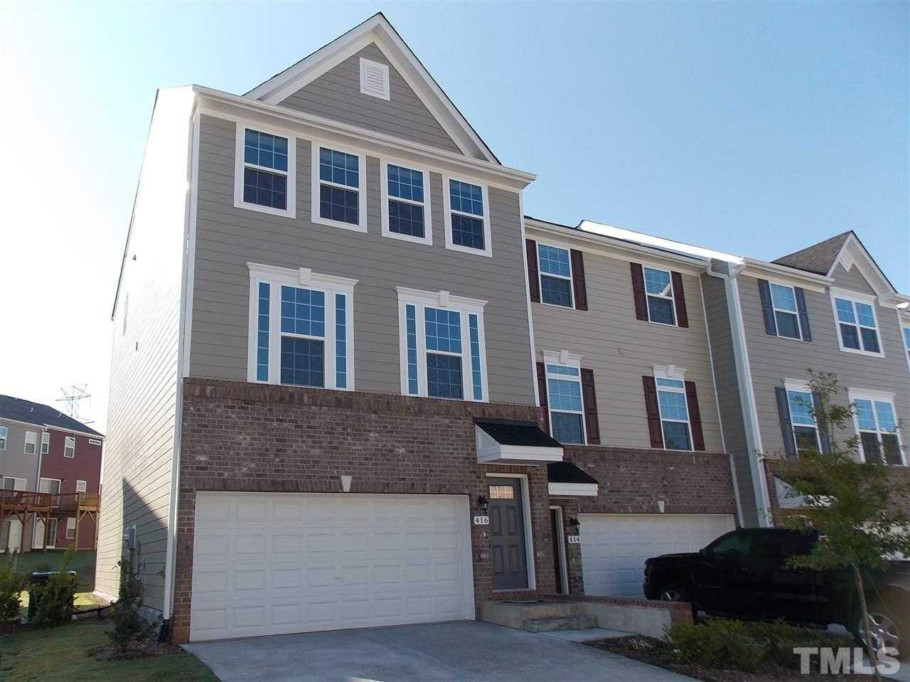 $2,195 - 3Br/3Ba -  for Sale in West Brier Townes At Alexander Park, Durham