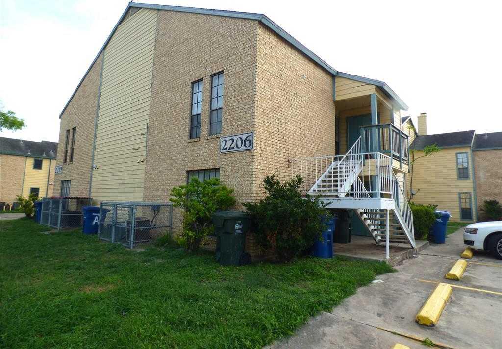 - 2Br/2Ba -  for Sale in Wooldridge Creek #7, Corpus Christi