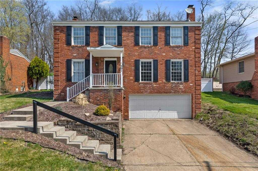 $299,000 - 4Br/3Ba - for Sale in Bethel Park